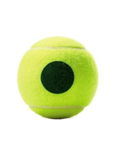 Wilson Wilson WRT147500 Roland Garros Starter Green Itf Onaylı 4'lü Tenis Antreman Topu Yeşil